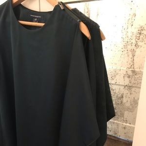 "French Connection Asymmetric ""Sasha"" Dress"